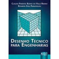 Imagem da obra: Desenho tecnico para engenharias / 2008